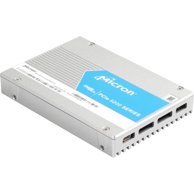 "Micron 9200 9200 ECO 8 TB 2.5"" Internal Solid State Drive - U.2 (SFF-8639)"