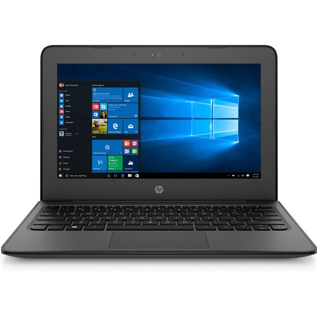 "HP Stream 11 Pro G4 EE 11.6"" LCD Notebook - Intel Pentium N3450 Quad-core (4 Core) 1.10 GHz - 4 GB DDR3L SDRAM - 64 GB F"