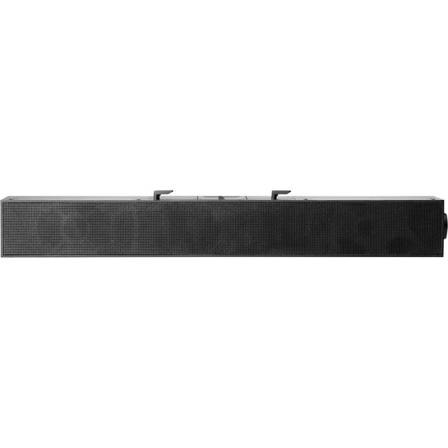 HP S100 Sound Bar Speaker - 2.50 W RMS - Black