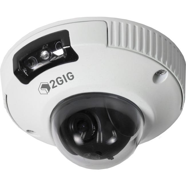 2GIG 2GIG-CAM-250P 2 Megapixel Network Camera - Monochrome, Color