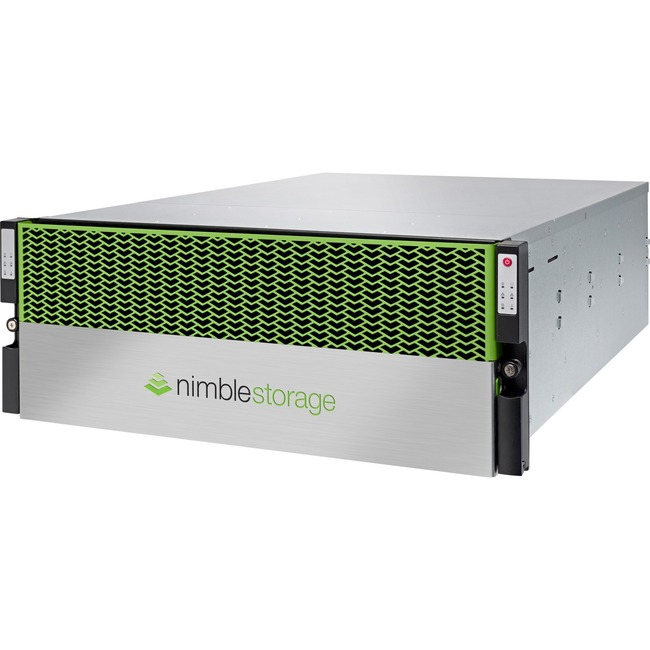 Nimble Storage Drive Enclosure - 4U Rack-mountable