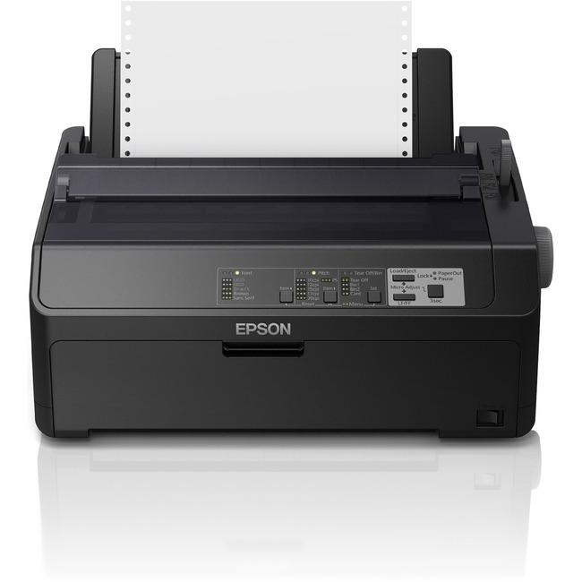 Epson FX-890II Dot Matrix Printer - Monochrome