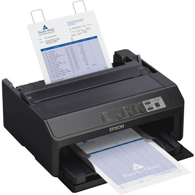 Epson FX-890II Dot Matrix Printer - Monochrome