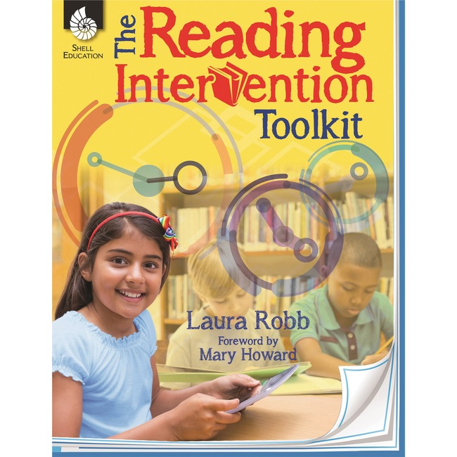 Shell Reading Intervention Toolkit Education Printed Book by Laura Robb