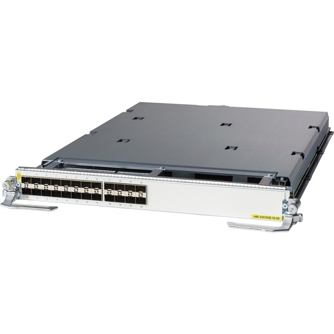 Cisco ASR9000 24-Port Dual-Rate 10G/1G Service Edge-Optimized Line Card