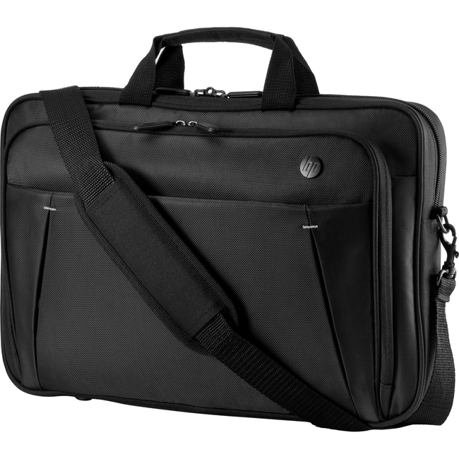 "HP Carrying Case for 15.6"" Notebook - Black"