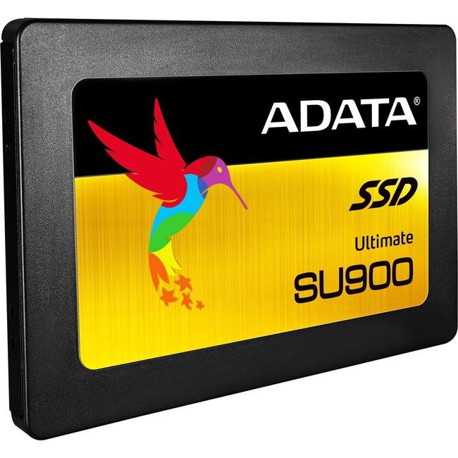 "Adata Ultimate SU900 SU900SS 2 TB Solid State Drive - SATA (SATA/600) - 2.5"" Drive - Internal"