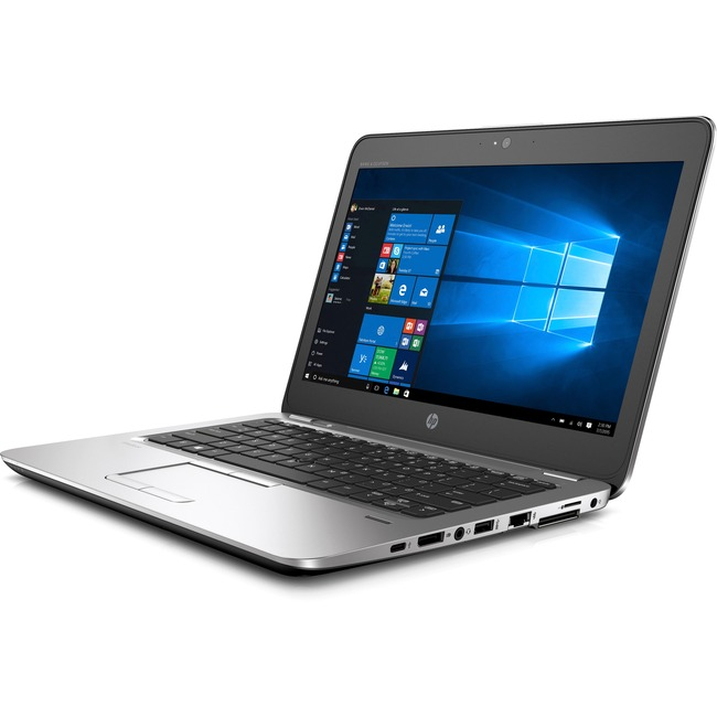 "HP EliteBook 725 G4 12.5"" Touchscreen LCD Notebook - AMD A-Series PRO A12-9800B Quad-core (4 Core) 2.70 GHz - 8 GB DDR4"