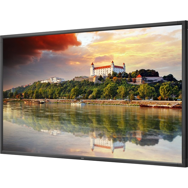 """NEC Display 84"""" LED-Backlit Ultra High Definition Display with Integrated Tuner"""