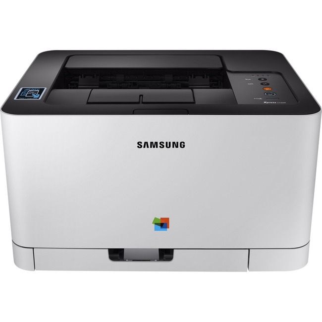 HP Xpress SL-C430W Laser Printer - Color - 2400 x 600 dpi Print - Plain Paper Print - Desktop