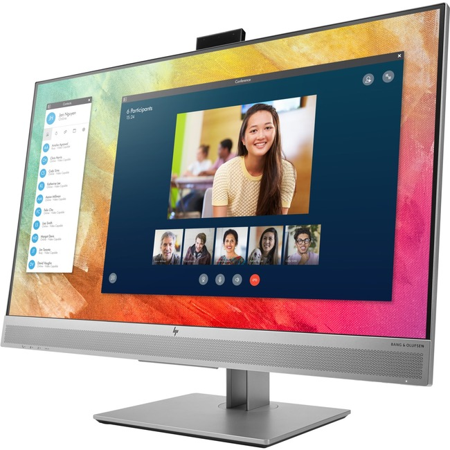 """HP Business E273m 27"""" LED LCD Monitor - 16:9 - 5 ms"""