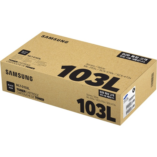 HP Samsung MLT-D103L Toner Cartridge