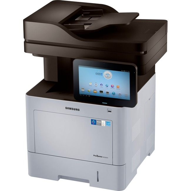 HP ProXpress SL-M4583FX Laser Multifunction Printer - Monochrome - Plain Paper Print - Desktop