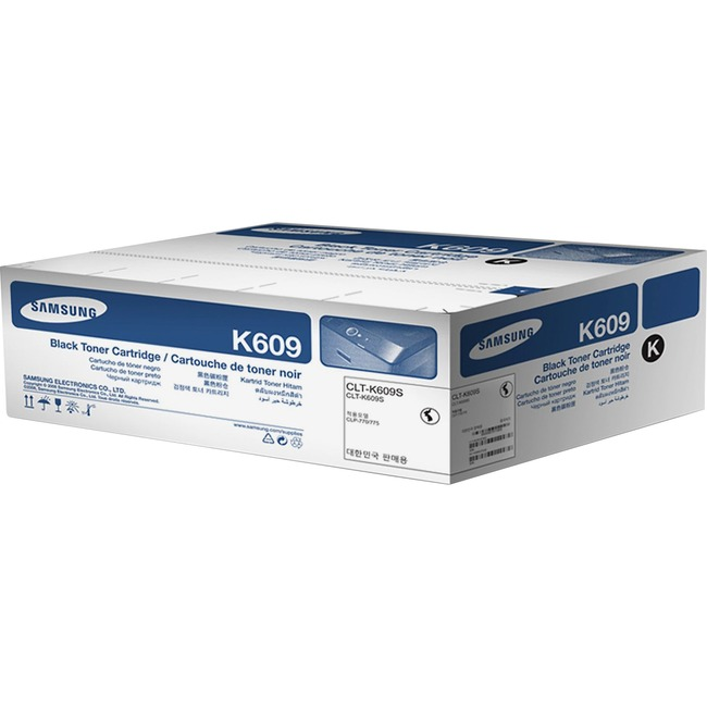 HP CLT-K609S Toner Cartridge - Black
