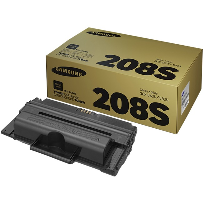 HP MLT-D208S Toner Cartridge - Black