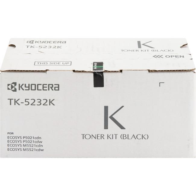 Kyocera TK-5232K Original Toner Cartridge - Black