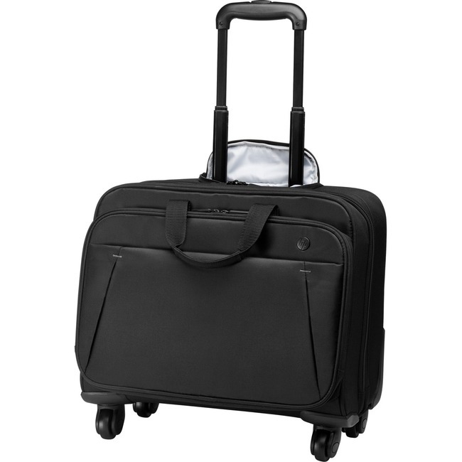 "HP Carrying Case (Roller) for 17.3"" Notebook - Black"