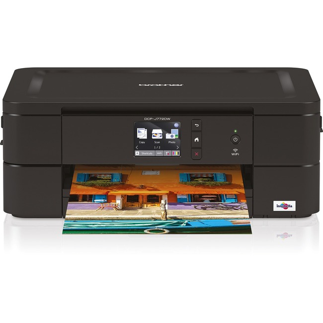 Brother DCP-J772DW Inkjet Multifunction Printer - Colour