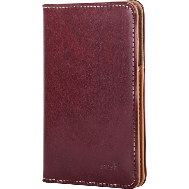 A PREMIUM VEGAN LEATHER HOLDER THAT SECURES AND PROTECTS USERS PASSPORT