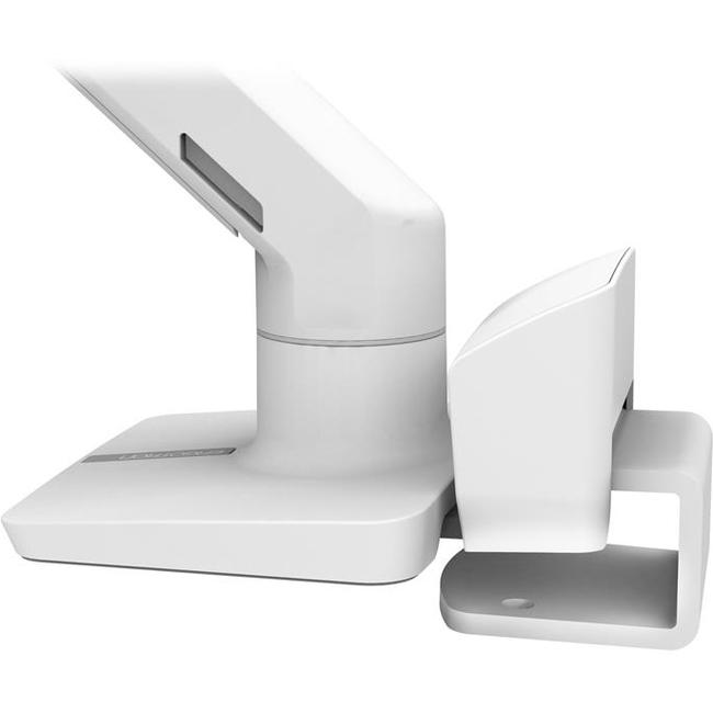 Ergotron Clamp Mount for Mounting Arm - White - White