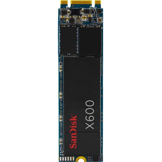 SanDisk X600 512 GB Solid State Drive - SATA (SATA/600) - Internal - M.2 2280