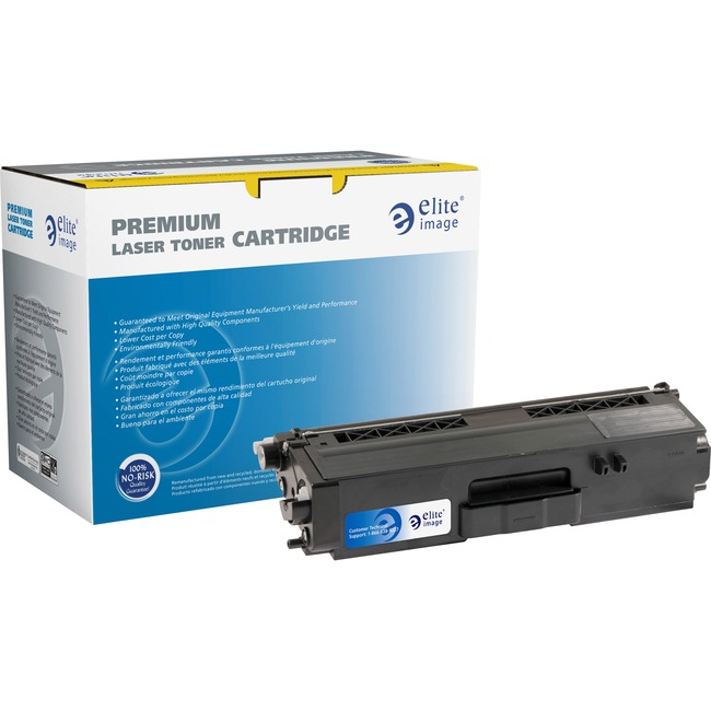 Elite Image Remanufactured Toner Cartridge - Alternative for Brother TN339 - Black