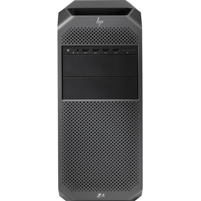 HP Z4 G4 Workstation - 1 x Intel Xeon W-2123 Quad-core (4 Core) 3.60 GHz - 8 GB DDR4 SDRAM - 1 TB HDD - NVIDIA Quadro P2