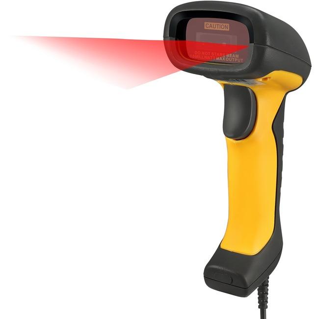 Adesso NuScan 5200TU- Antimicrobial & Waterproof 2D Barcode Scanner