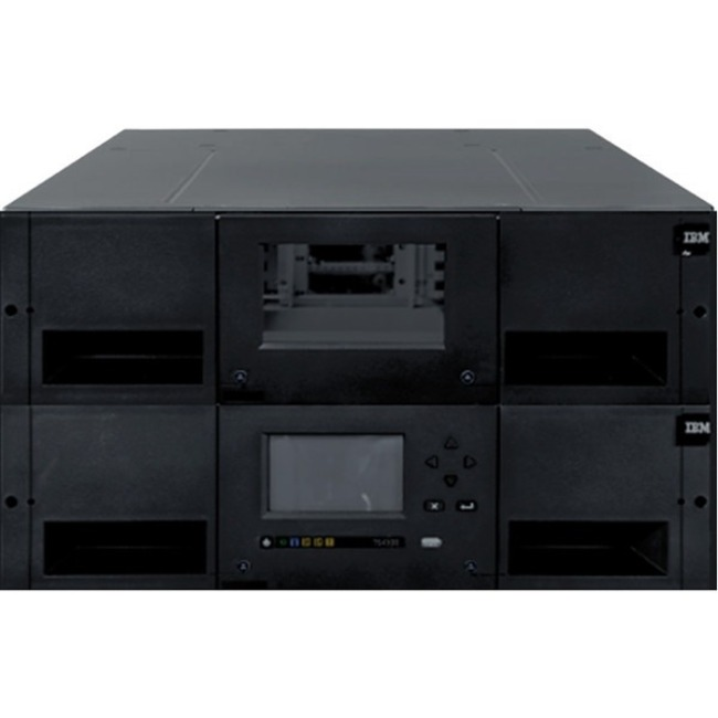 Lenovo IBM TS4300 3U Tape Library-Expansion Unit