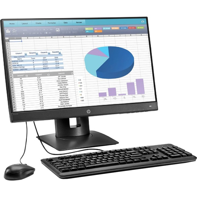 HP t310 G2 All-in-One Zero Client - Teradici Tera2321 - TAA Compliant