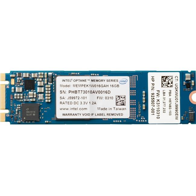 HP Optane 16 GB Solid State Drive - PCI Express - Internal - M.2 2280