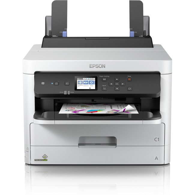 Epson WorkForce Pro WF-C5210 Inkjet Printer - Color - 4800 x 1200 dpi Print - Plain Paper Print - Desktop