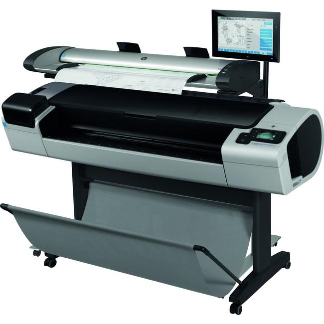 """HP Designjet SD Pro Inkjet Large Format Printer - 44"""" Print Width - Color"""