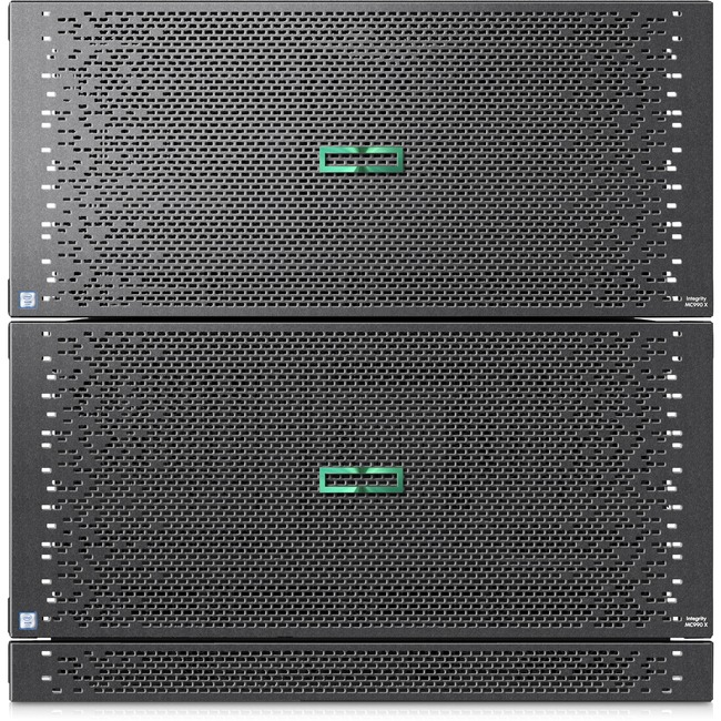 HPE Integrity MC990 X 5U Rack-mountable Server - 4 x Intel Xeon E7-4830 v4 Tetradeca-core (14 Core) 2 GHz DDR4 SDRAM - 6