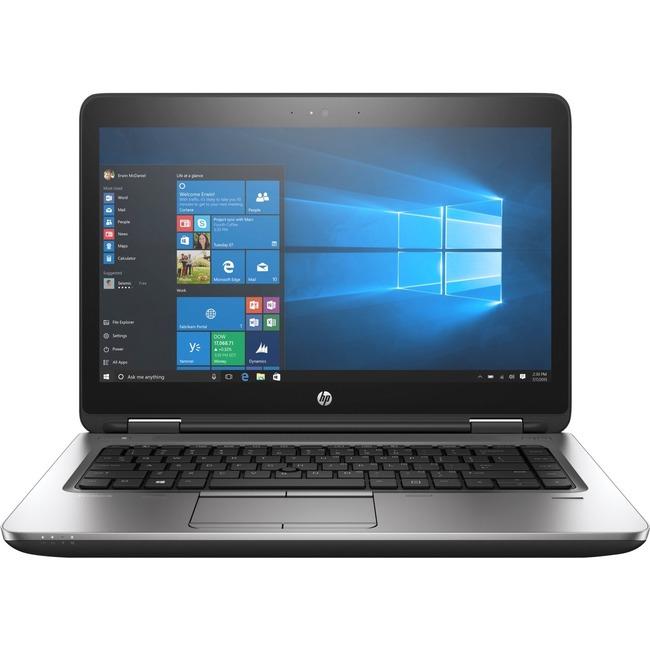 """HP ProBook 640 G3 14"""" Notebook - Intel Core i3 (7th Gen) i3-7100U Dual-core (2 Core) 2.40 GHz - 4 GB RAM - 256 GB SSD"""