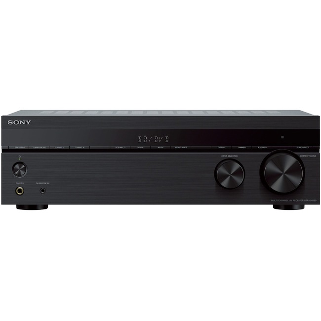 Sony STR-DH590 3D A/V Receiver - 5.2 Channel