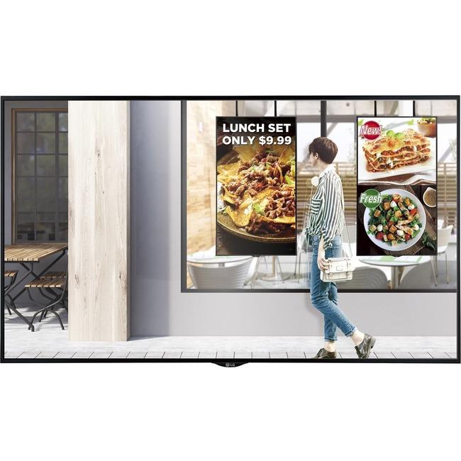 LG 55XS2E-B Digital Signage Display