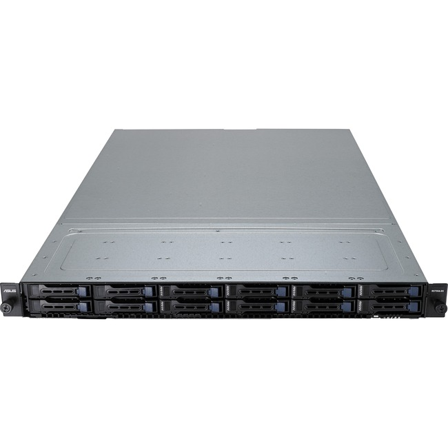 Asus RS700A-E9-RS12 Barebone System - 1U Rack-mountable
