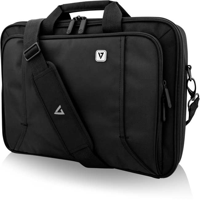V7 PROFESSIONAL CCP16-BLK-9E Carrying Case for 39.6 cm 15.6inch Notebook - Black