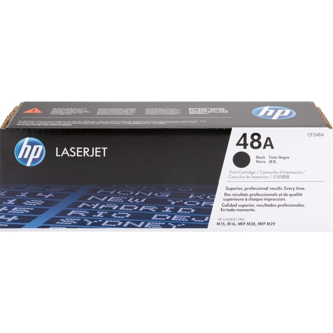 HP 48A Original Toner Cartridge - Black