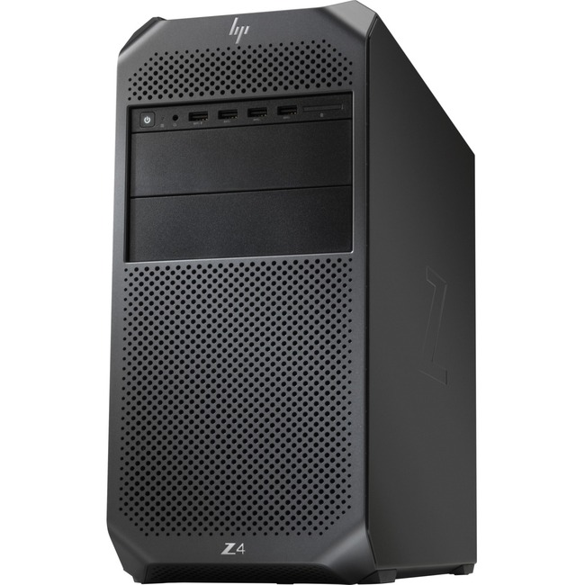 HP Z4 G4 Workstation - 1 x Intel Core X-Series (7th Gen) i7-7820X Octa-core (8 Core) 3.60 GHz - 16 GB DDR4 SDRAM - 512 G