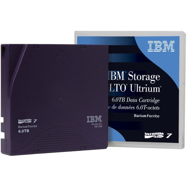 Lenovo Ultrium 7 Data Cartridge 1-Pack