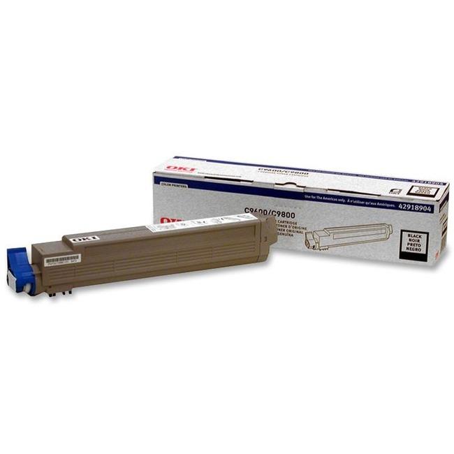 Oki Type C7 Toner Cartridge 42918904 - Large