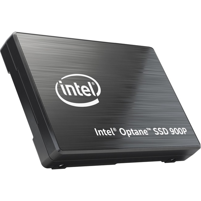 "Intel Optane 900P 480 GB Solid State Drive - U.2 (SFF-8639) (PCI Express 3.0 x4) - 2.5"" Drive - Internal"