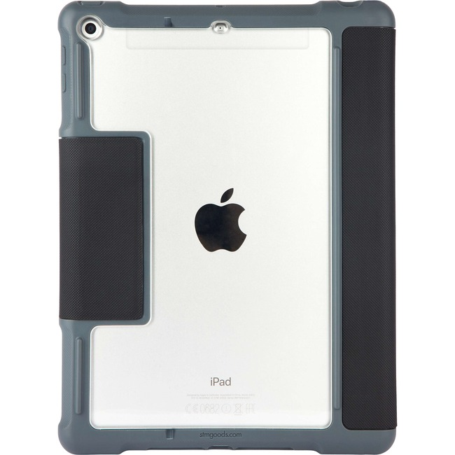 STM Goods Dux Plus Carrying Case iPad (2018), iPad (2017) - Black