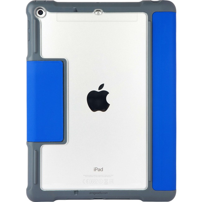 STM Goods Dux Plus Carrying Case iPad (2018), iPad (2017) - Blue