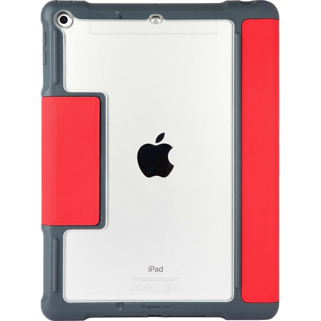 STM Goods Dux Plus Carrying Case iPad (2018), iPad (2017) - Red
