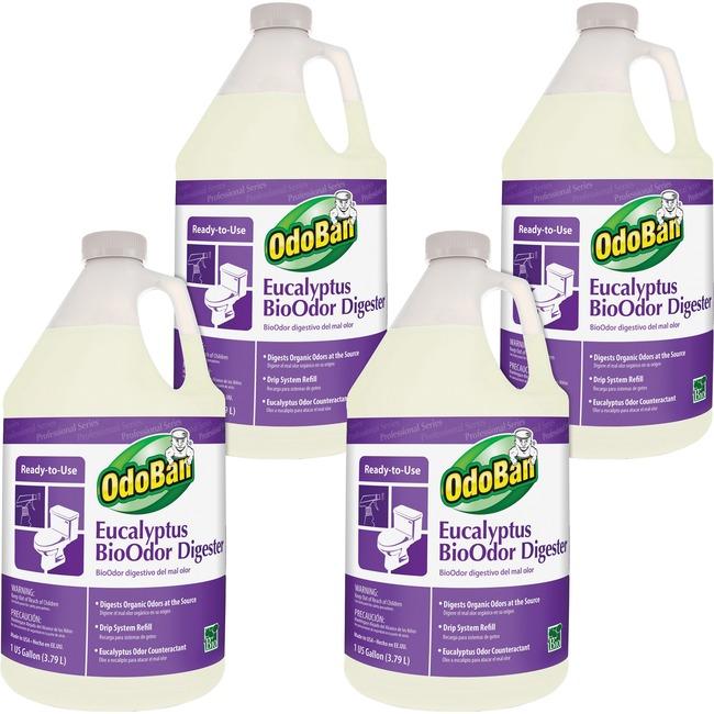 Clean Control Eucalyptus BioOdor Digester