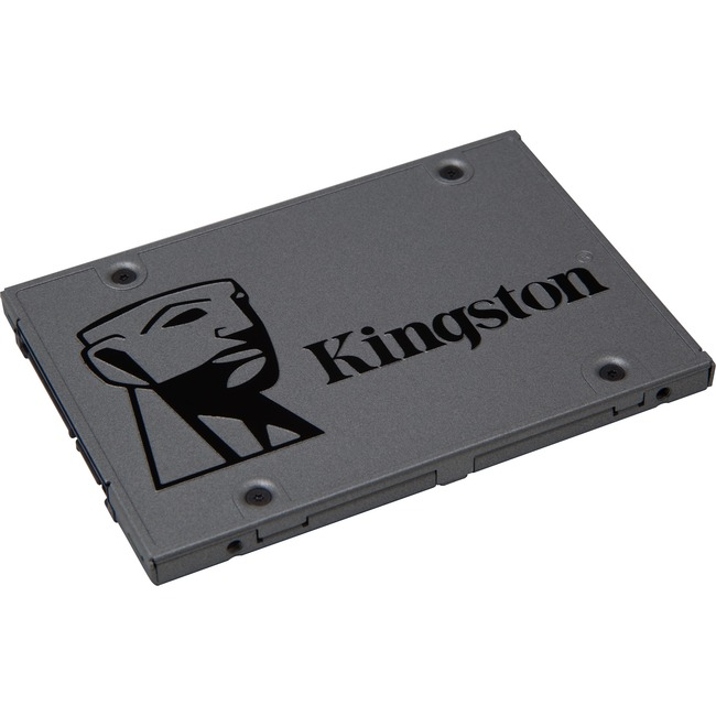 Kingston UV500 480 GB 2.5inch Internal Solid State Drive - SATA - 520 MB/s Maximum Read Transfer Rate - 500 MB/s Maximum Write Transfer Rate - 256-bit Encryption Standa