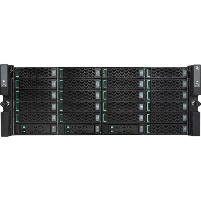 HF60 2 10GBE 2 16GBFC 2P 21X4TB 1X6X3840